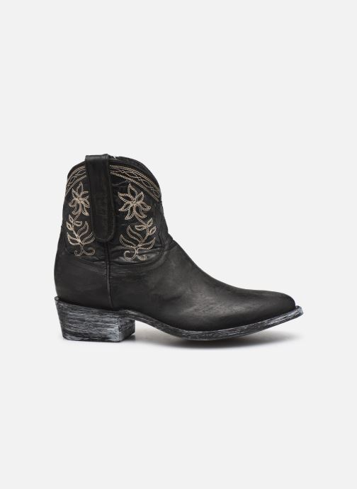 Bottines et boots Mexicana Cocozipper Noir vue derrière