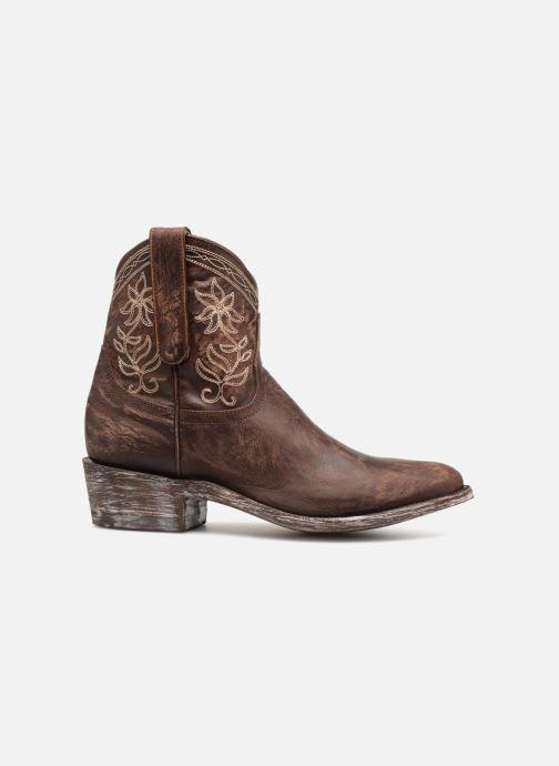 Bottines et boots Mexicana Cocozipper Marron vue derrière