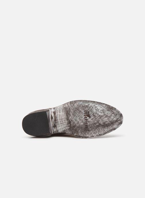 Bottines et boots Mexicana Cocozipper Beige vue haut
