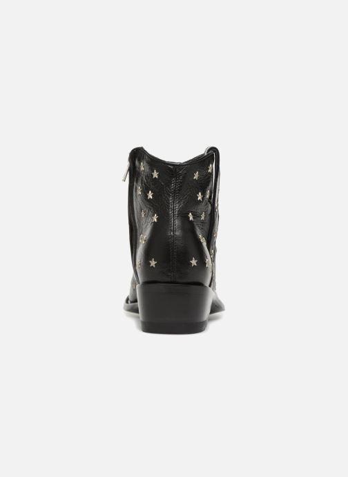 Bottines et boots Mexicana Etoile Noir vue droite