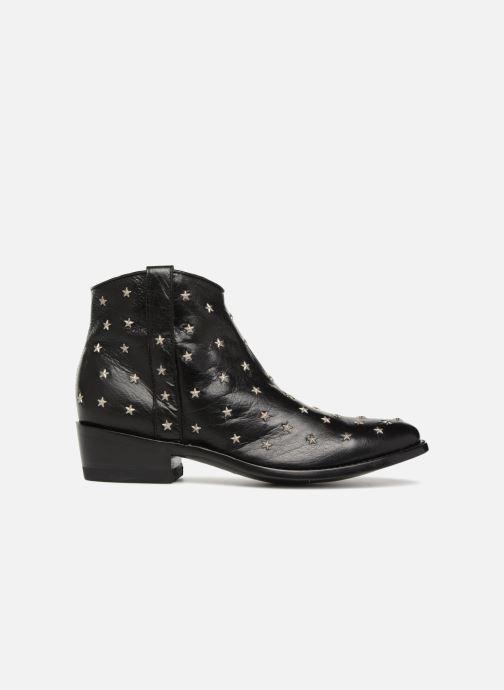 Boots en enkellaarsjes Mexicana Etoile Zwart achterkant