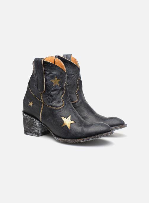 Mexicana Tristar (schwarz) - Stiefeletten & & & Stiefel bei Más cómodo d79756