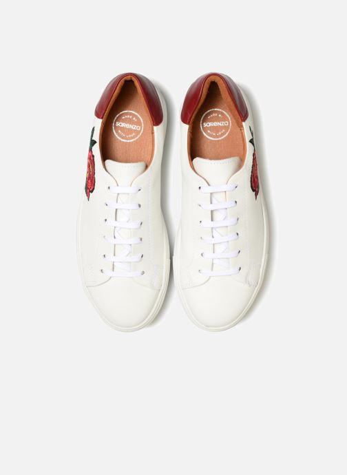 Baskets Made by SARENZA Toundra Girl Baskets #1 Blanc vue portées chaussures