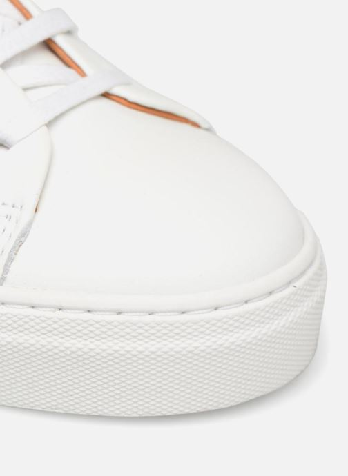 Baskets Made by SARENZA Toundra Girl Baskets #1 Blanc vue gauche