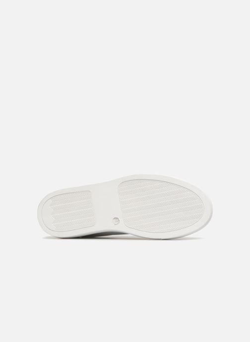 Baskets Made by SARENZA Toundra Girl Baskets #1 Blanc vue haut