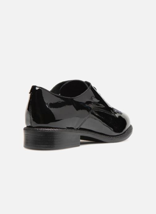 Zapatos con cordones Made by SARENZA 80's Disco Girl Chaussures à Lacets #2 Negro vista de frente