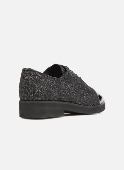 Schnürschuhe Made by SARENZA 80's Disco Girl Chaussures à Lacets #3 schwarz ansicht von vorne