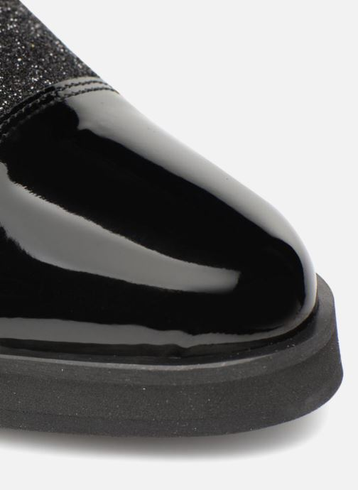 Zapatos con cordones Made by SARENZA 80's Disco Girl Chaussures à Lacets #3 Negro vista lateral izquierda