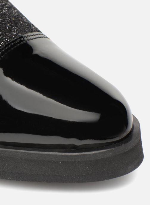 Schnürschuhe Made by SARENZA 80's Disco Girl Chaussures à Lacets #3 schwarz ansicht von links