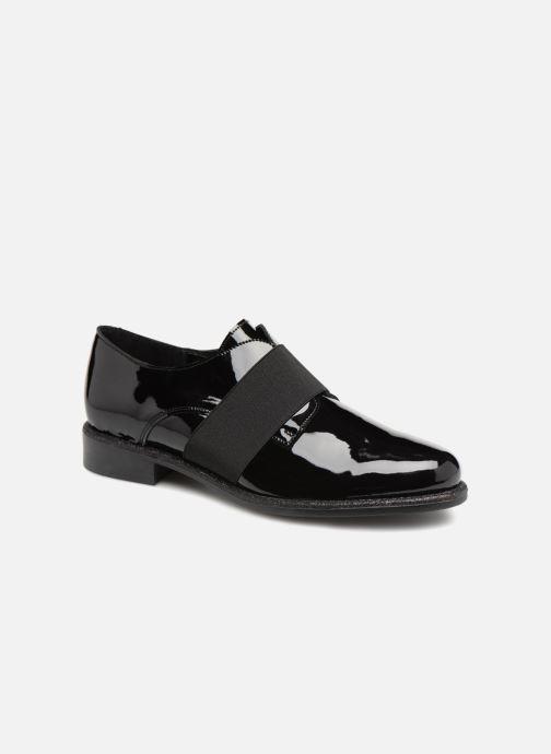 Zapatos con cordones Made by SARENZA 80's Disco Girl Chaussures à Lacets #4 Negro vista lateral derecha