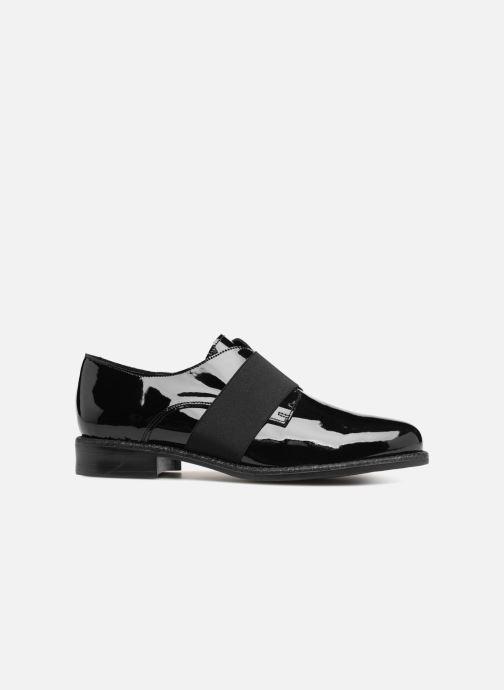 Snøresko Made by SARENZA 80's Disco Girl Chaussures à Lacets #4 Sort detaljeret billede af skoene