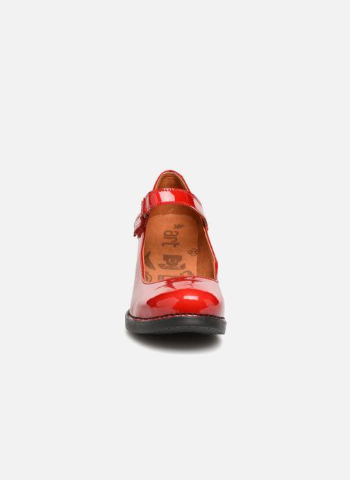 Escarpins Art HARLEM 2 Rouge vue portées chaussures