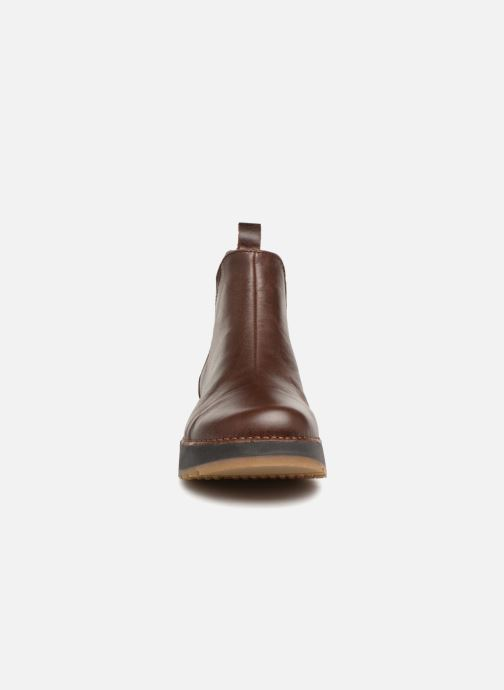 Ankle boots Art Heathrow 1023 Brown model view