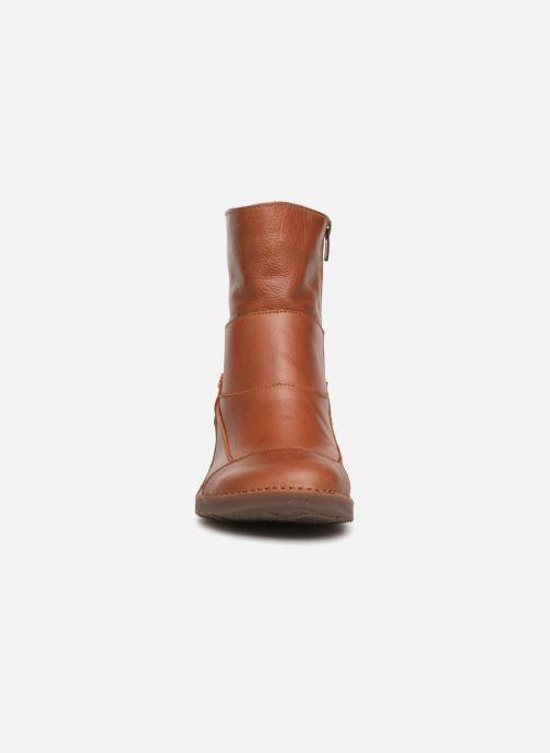 Bottines et boots Art OTEIZA Marron vue portées chaussures