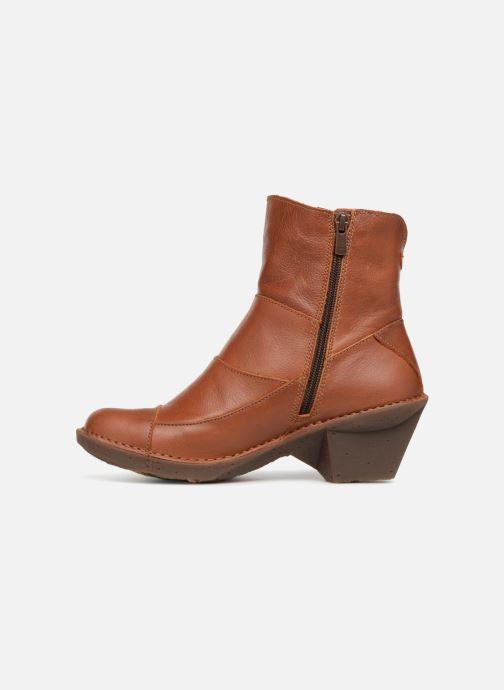 Boots en enkellaarsjes Art OTEIZA Bruin voorkant