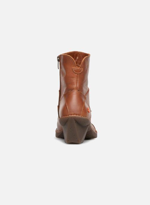 Boots en enkellaarsjes Art OTEIZA Bruin rechts