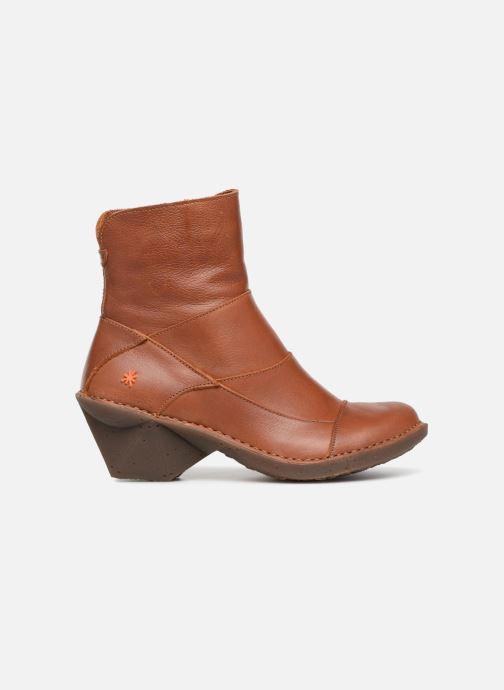 Boots en enkellaarsjes Art OTEIZA Bruin achterkant