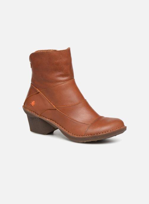 Bottines et boots Art OTEIZA Marron vue détail/paire