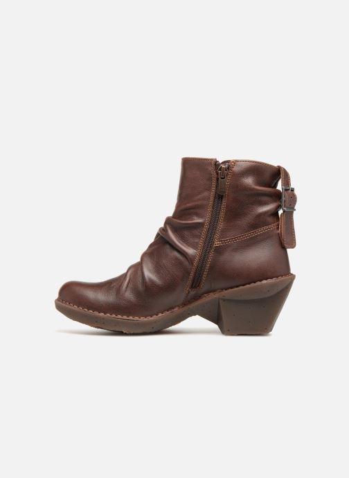 Stiefeletten & Boots Art OTEIZA 2 braun ansicht von vorne