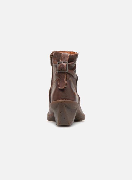 Stiefeletten & Boots Art OTEIZA 2 braun ansicht von rechts