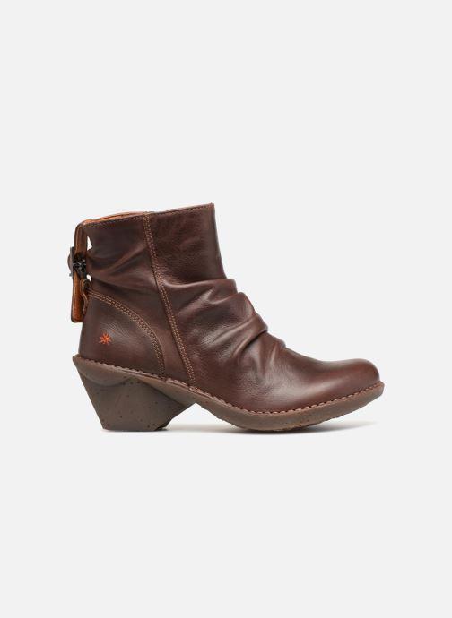Stiefeletten & Boots Art OTEIZA 2 braun ansicht von hinten