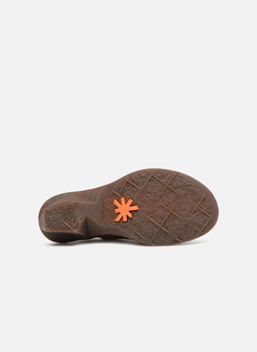 Stiefeletten & Boots Art OTEIZA 2 braun ansicht von oben