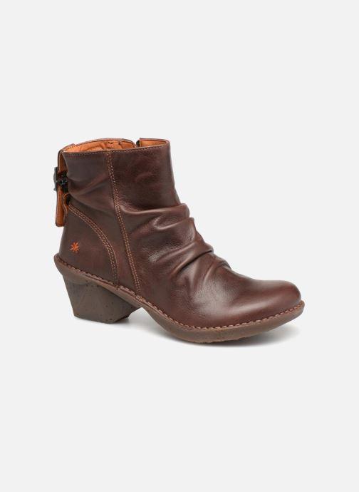 Stiefeletten & Boots Art OTEIZA 2 braun detaillierte ansicht/modell