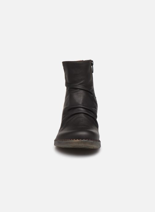 Boots en enkellaarsjes Art OTEIZA 2 Zwart model