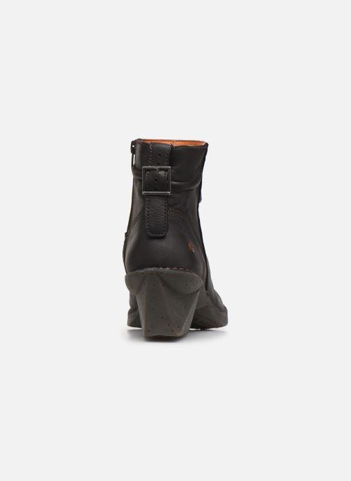 Boots en enkellaarsjes Art OTEIZA 2 Zwart rechts