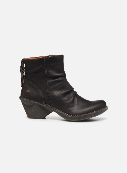 Boots en enkellaarsjes Art OTEIZA 2 Zwart achterkant