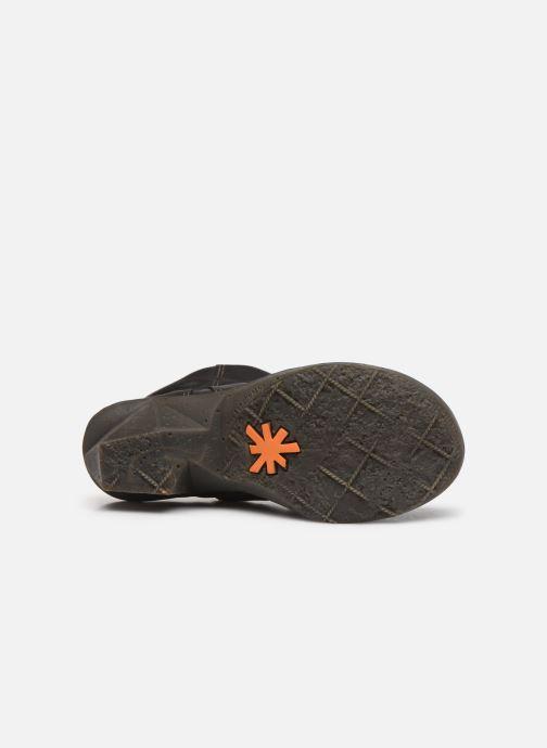 Boots en enkellaarsjes Art OTEIZA 2 Zwart boven