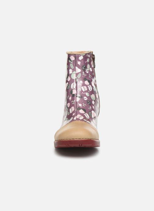 Bottines et boots Art BRISTOL Multicolore vue portées chaussures