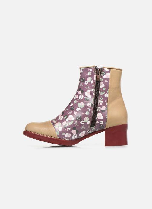 Bottines et boots Art BRISTOL Multicolore vue face