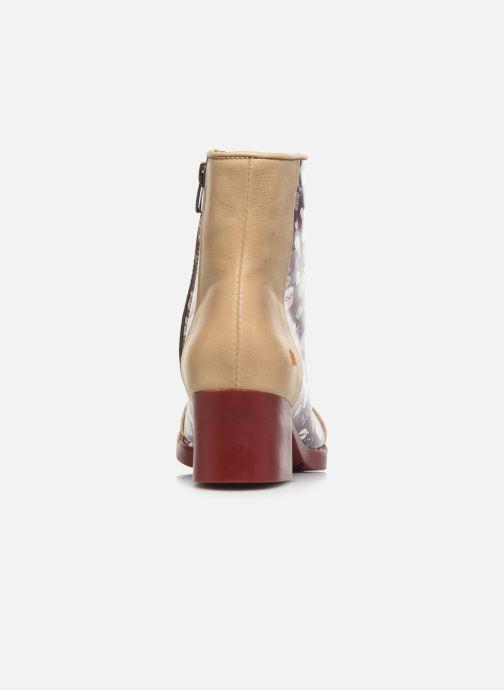 Bottines et boots Art BRISTOL Multicolore vue droite