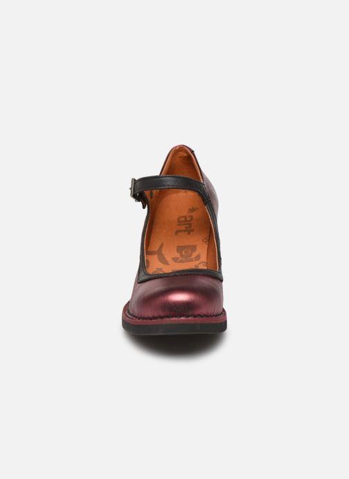 Escarpins Art ST TROPEZ Bordeaux vue portées chaussures