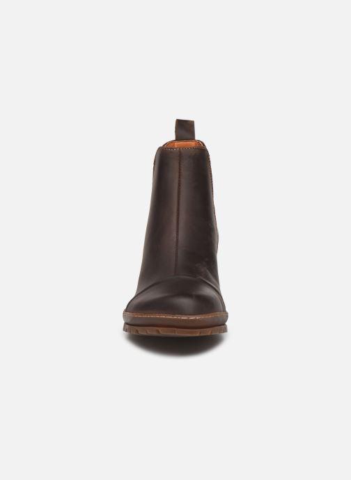 Boots en enkellaarsjes Art OSLO Bruin model