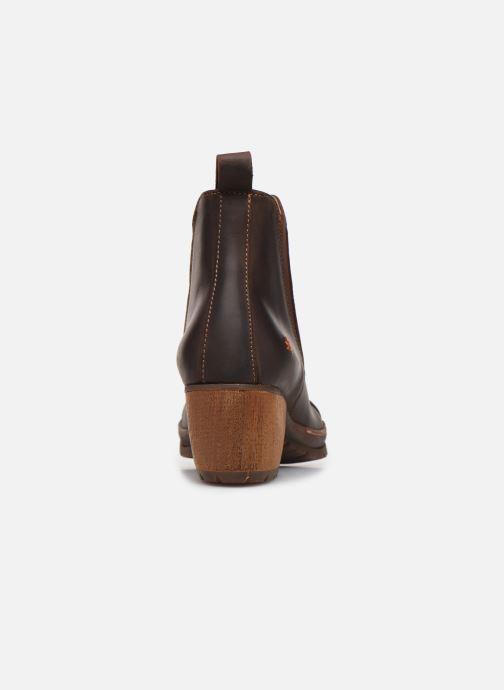 Boots en enkellaarsjes Art OSLO Bruin rechts