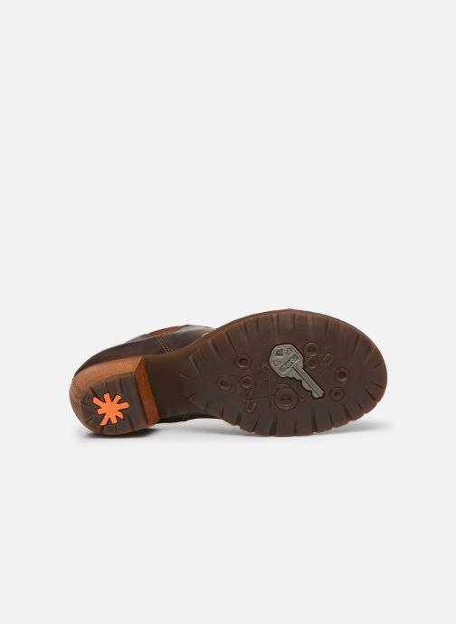 Boots en enkellaarsjes Art OSLO Bruin boven