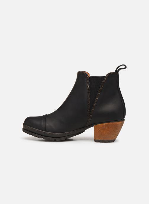 Stiefeletten & Boots Art OSLO schwarz ansicht von vorne