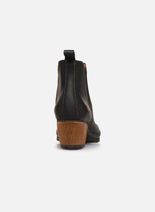 Stiefeletten & Boots Art OSLO schwarz ansicht von rechts