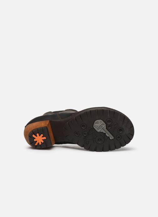 Stiefeletten & Boots Art OSLO schwarz ansicht von oben