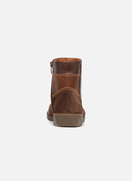Bottines et boots Art BERGEN 2 Marron vue droite