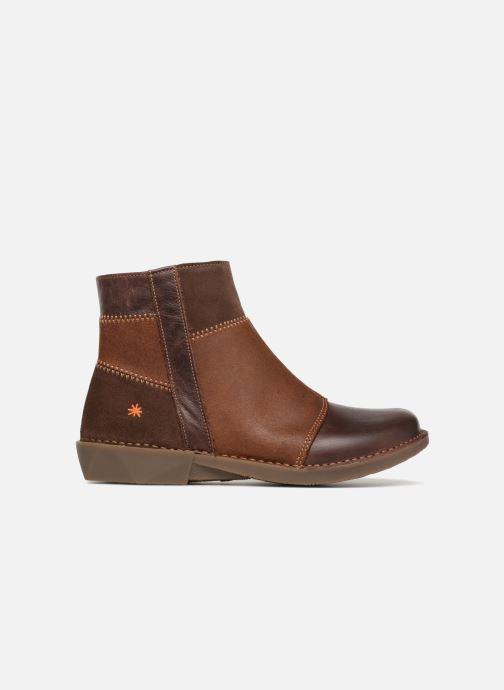 Bottines et boots Art BERGEN 2 Marron vue derrière