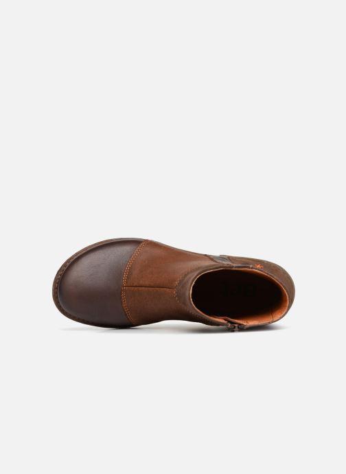 Bottines et boots Art BERGEN 2 Marron vue gauche