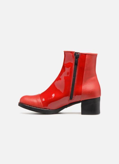 Stiefeletten & Boots Art BRISTOL 2 rot ansicht von vorne