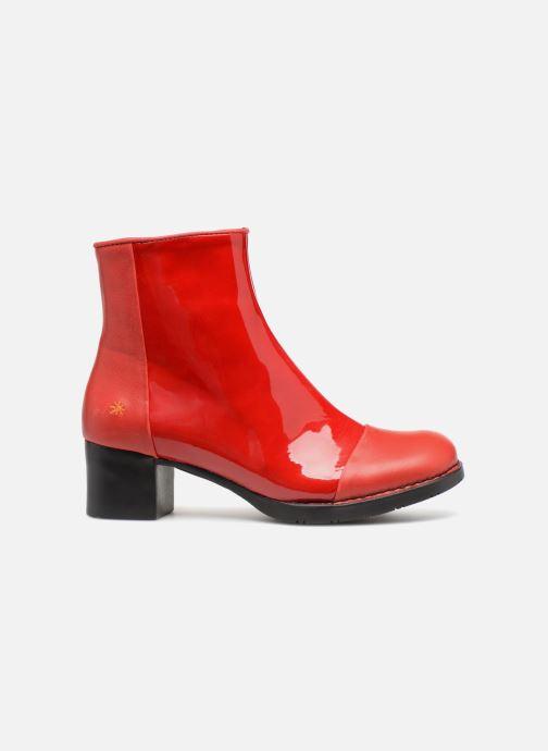 Stiefeletten & Boots Art BRISTOL 2 rot ansicht von hinten