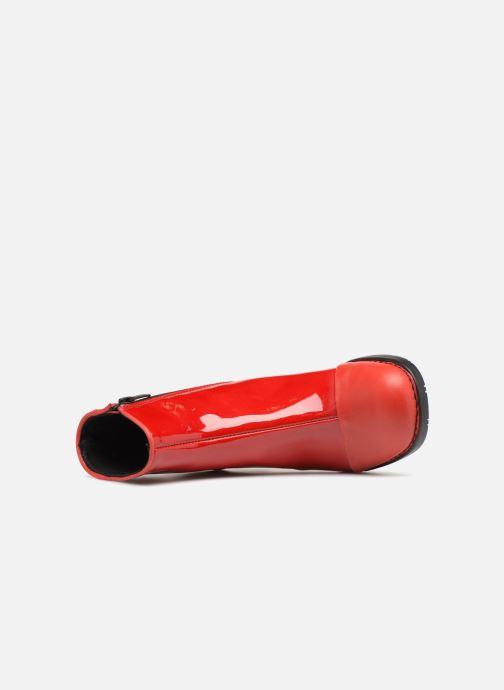 Ankelstøvler Art BRISTOL 2 Rød se fra venstre