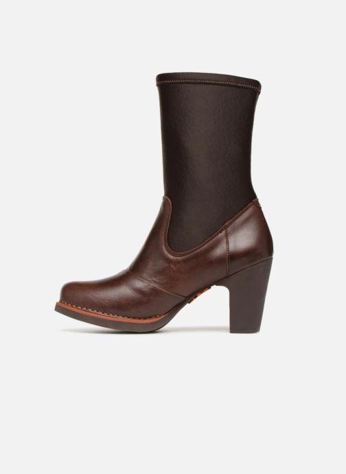 Laarzen Art GRAN VIA Bruin voorkant