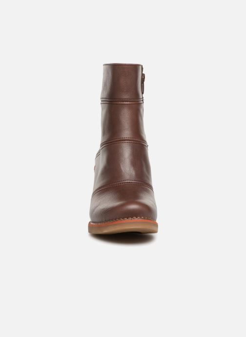 Stiefeletten & Boots Art ST TROPEZ 3 braun schuhe getragen