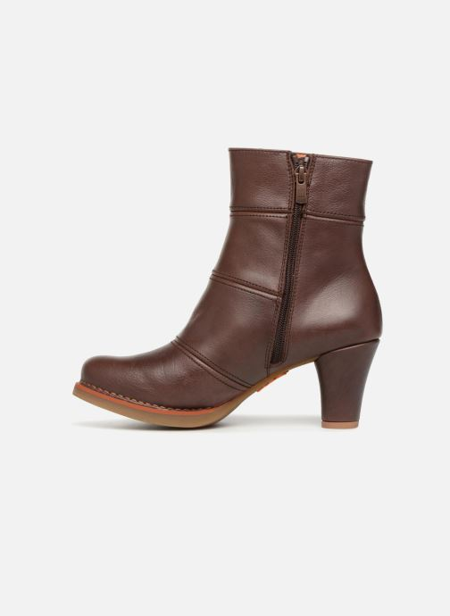 Bottines et boots Art ST TROPEZ 3 Marron vue face